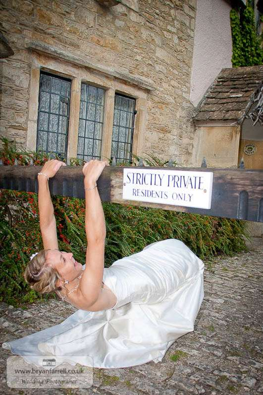 Castle Combe Wedding 117
