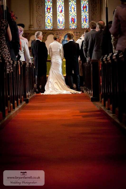 Castle Combe Wedding 15