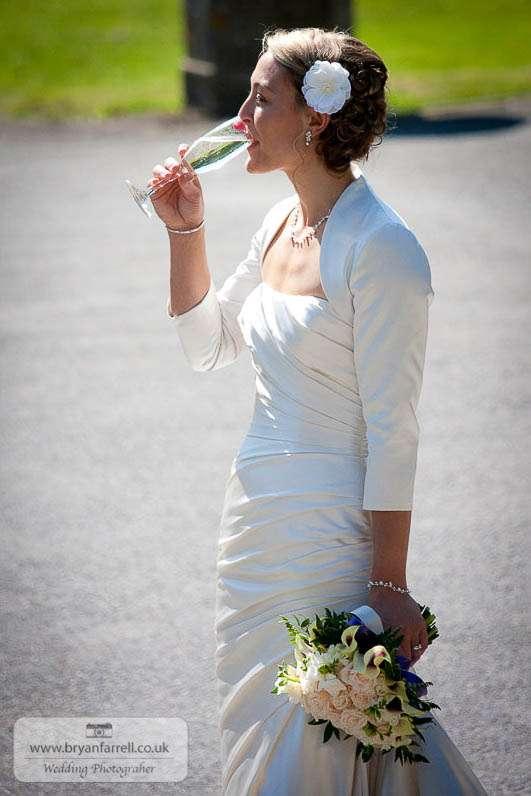 Castle Combe Wedding 42