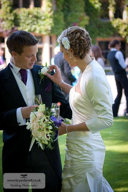 Castle Combe Wedding 50