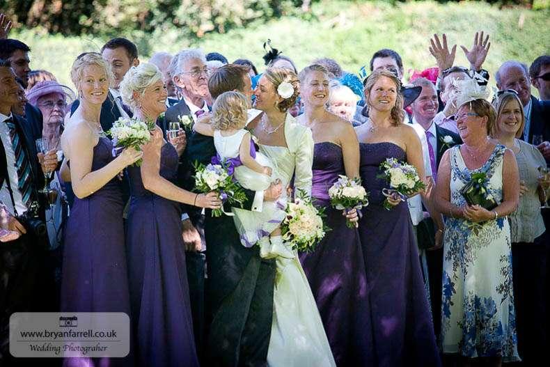 Castle Combe Wedding 55