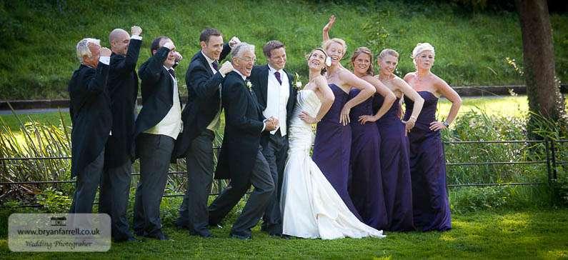 Castle Combe Wedding 76