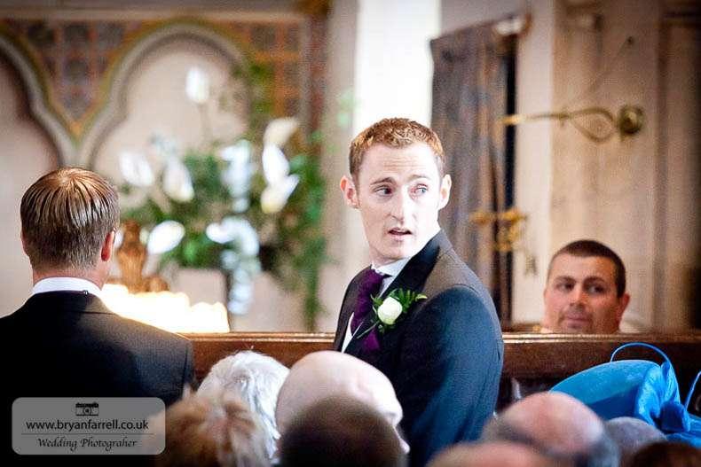 Castle Combe Wedding 8