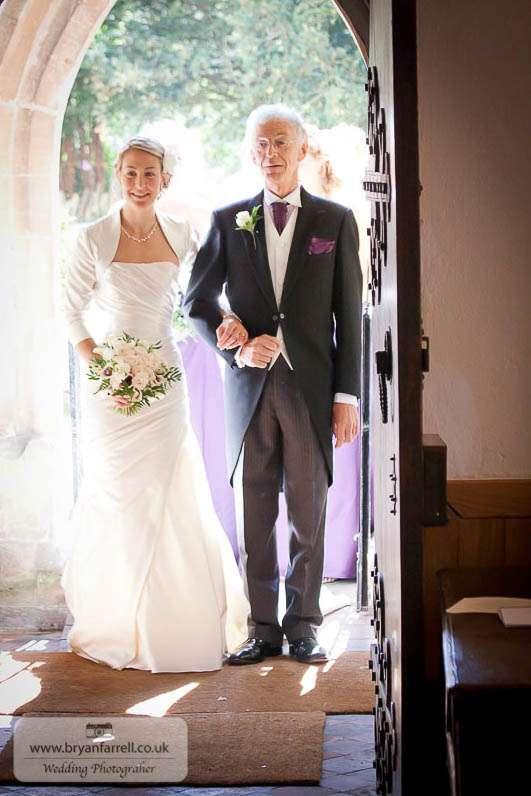 Castle Combe Wedding 9