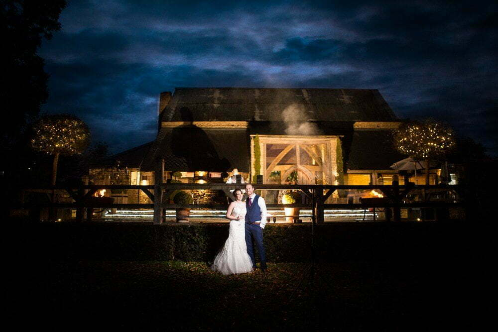 Cripps barn wedding LA.