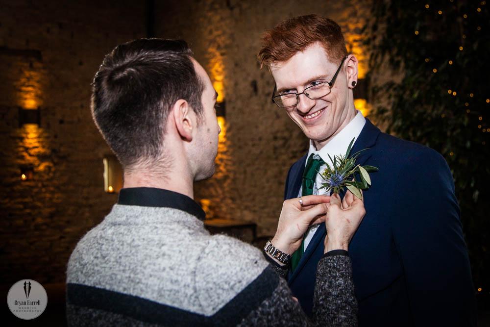 Cripps Barn Wedding 14 1