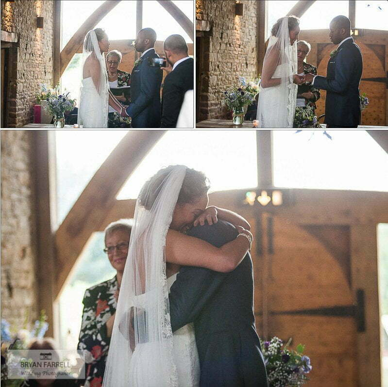 Cripps Barn Wedding 17 2