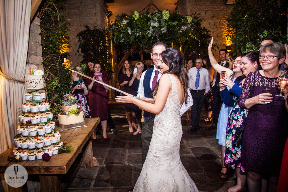 Cripps Barn Wedding 190