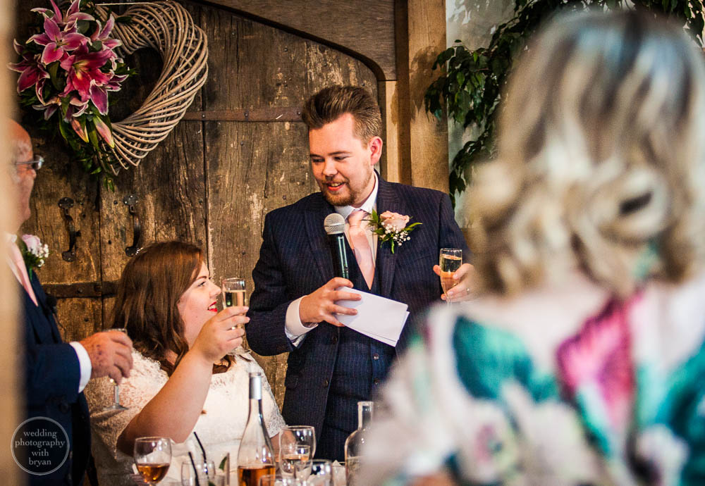 Cripps Barn Wedding 209 1