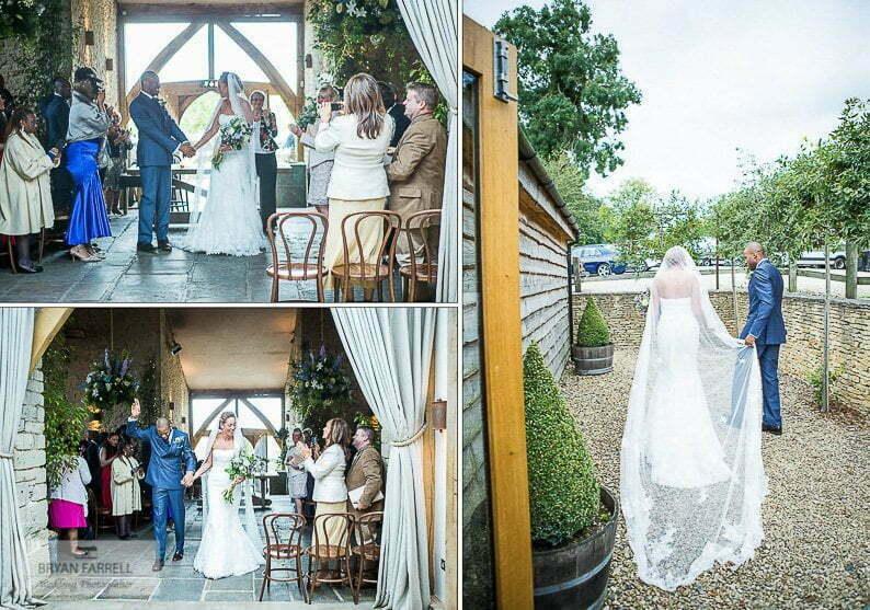 Cripps Barn Wedding 21 2