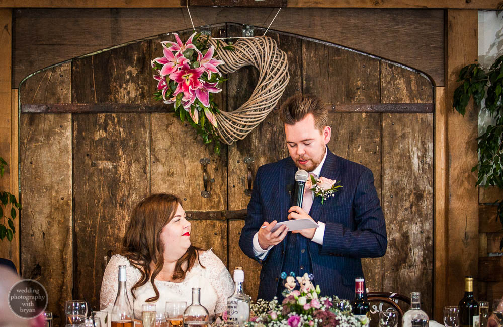 Cripps Barn Wedding 211 1
