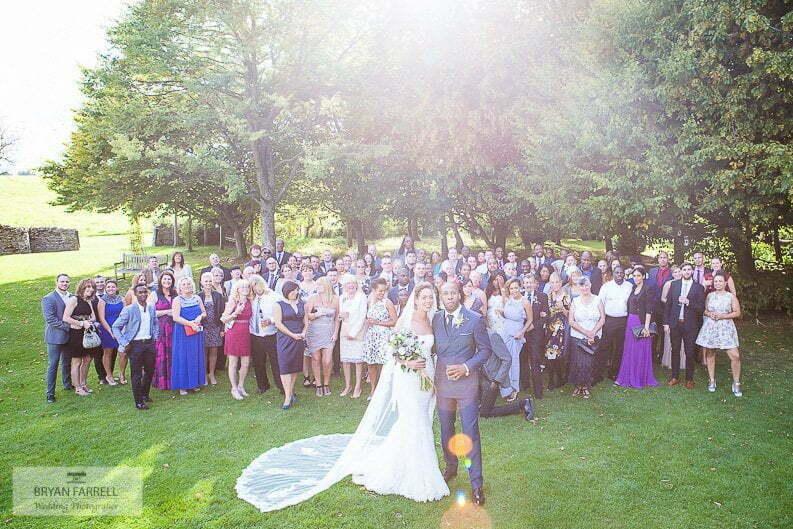Cripps Barn Wedding 28 2