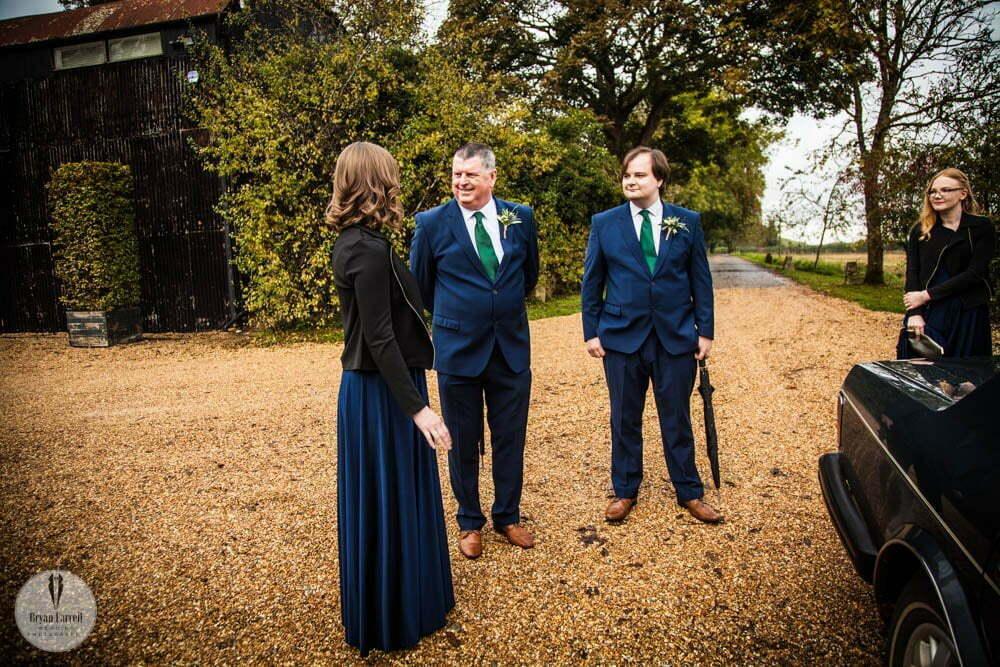 Cripps Barn Wedding 37 1