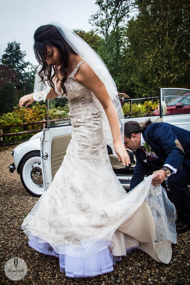 Cripps Barn Wedding 41