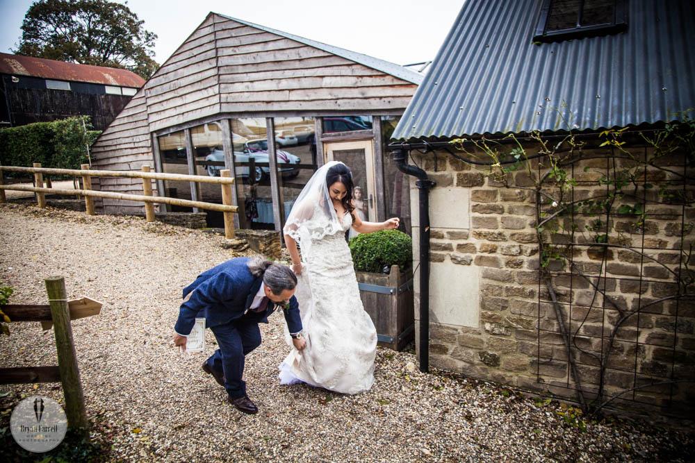 Cripps Barn Wedding 42