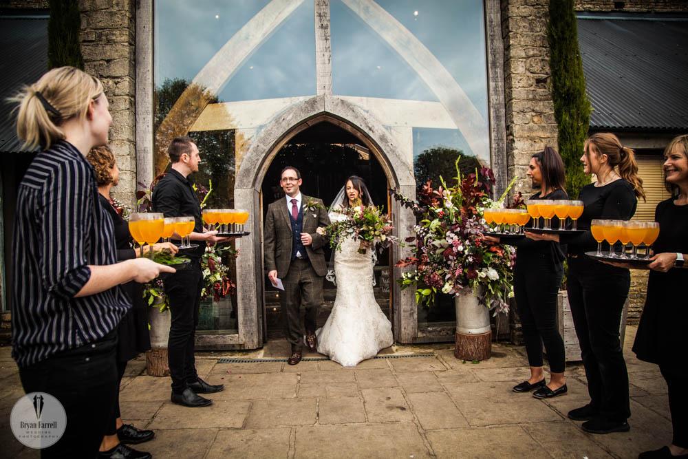 Cripps Barn Wedding 67