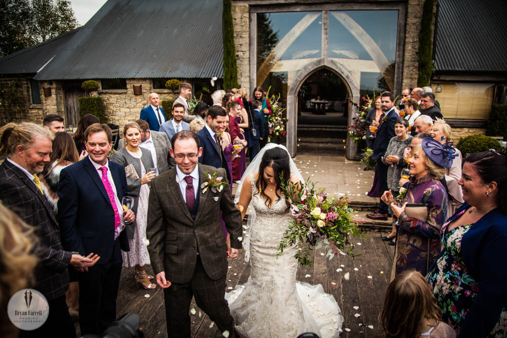Cripps Barn Wedding 70