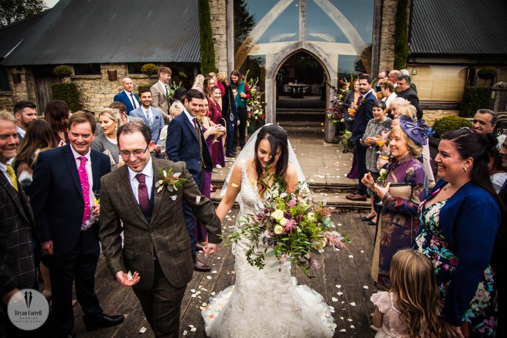 Cripps Barn Wedding 71