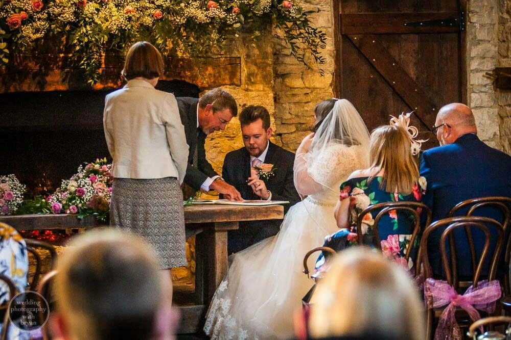 Cripps Barn Wedding 95 3