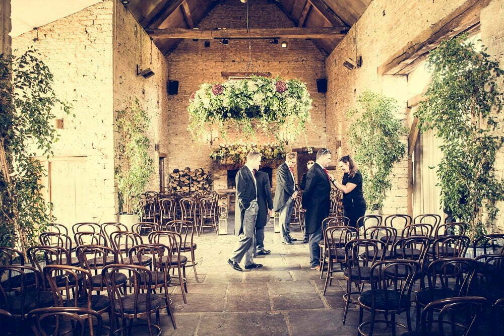 Cripps Barn Wedding CJ 37