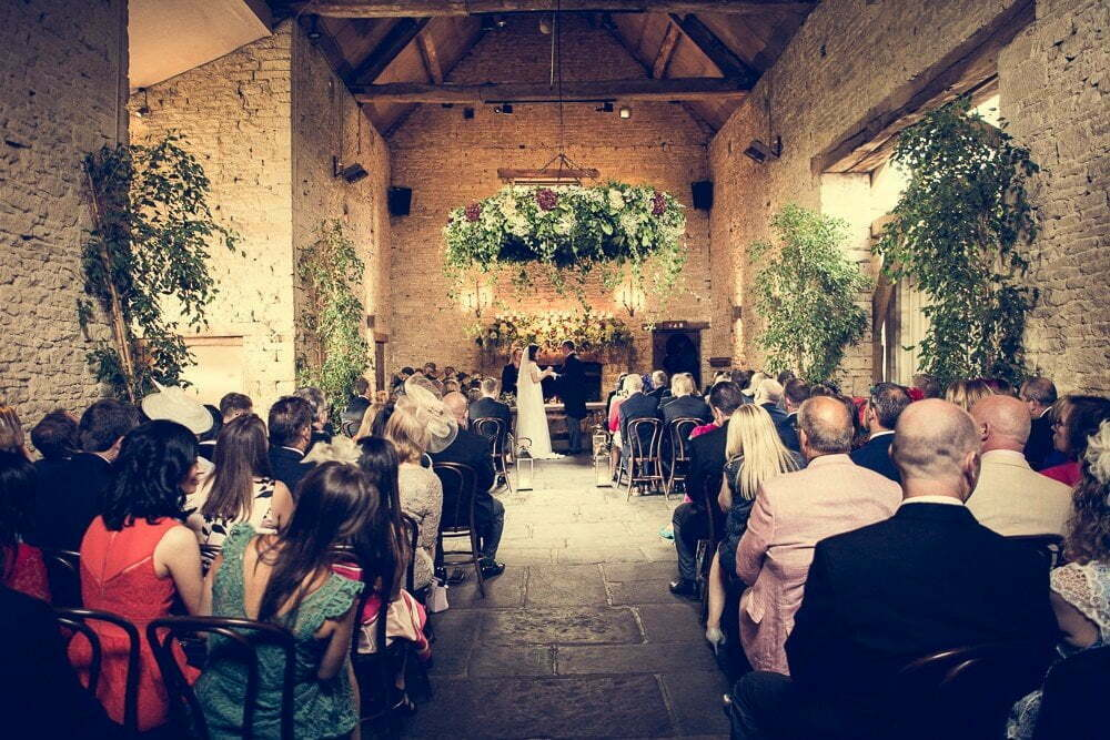 Cripps Barn Wedding CJ 80