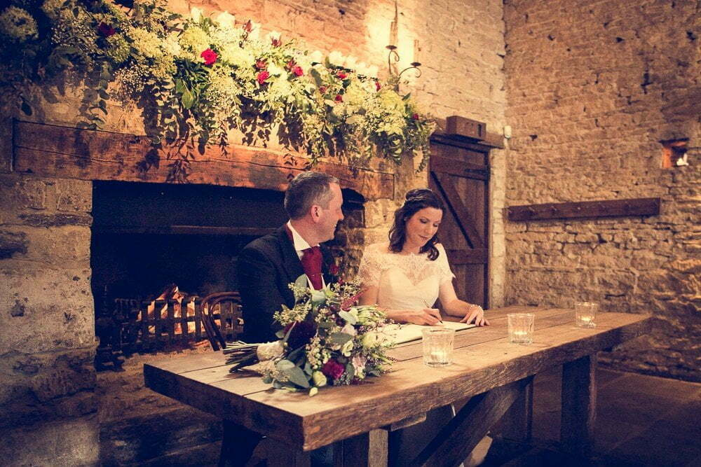 Cripps Barn Wedding CJ 85