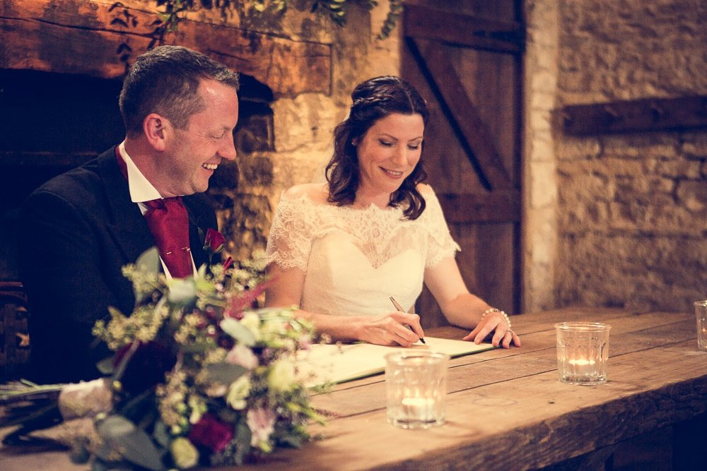 Cripps Barn Wedding CJ 86