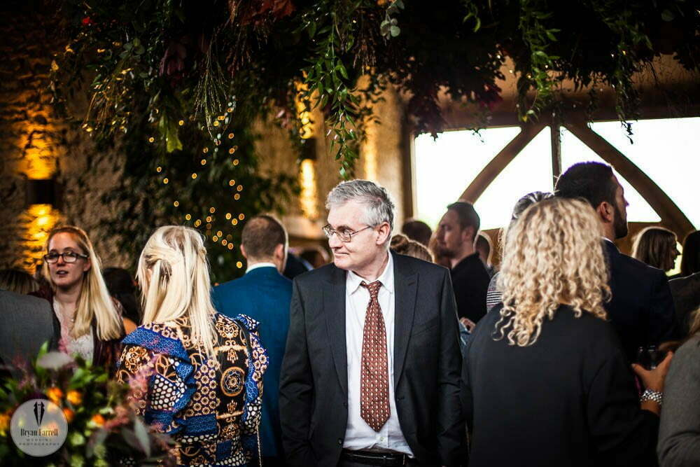 Cripps Barn Winter Wedding 125