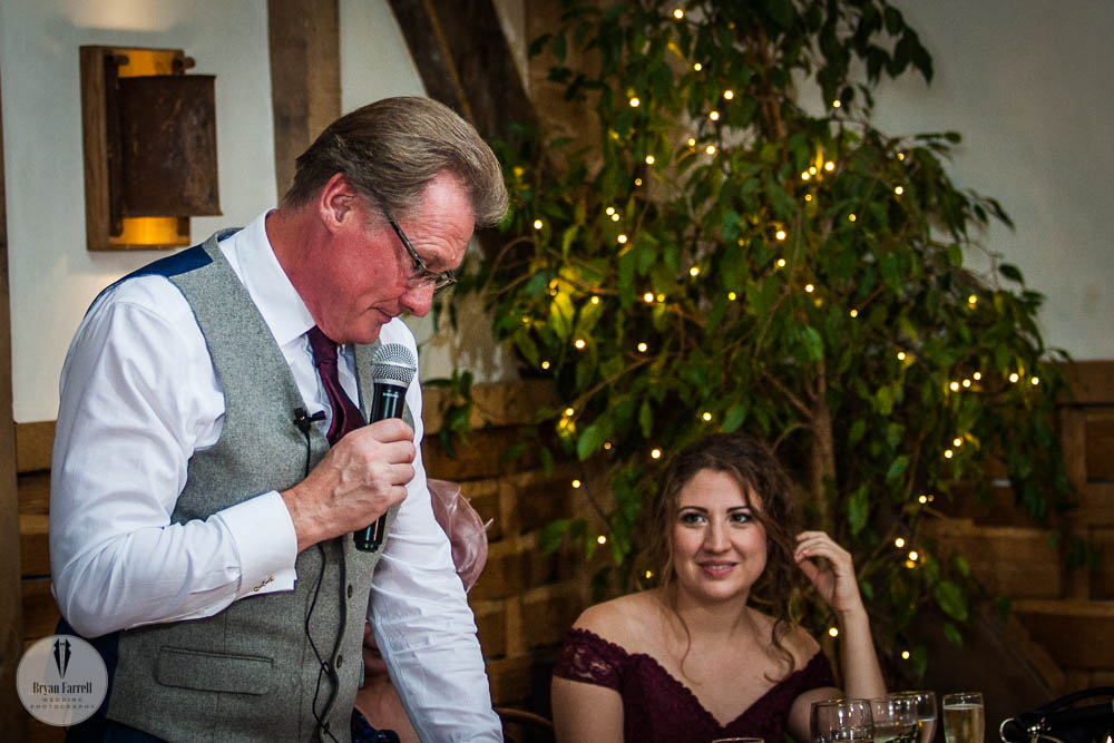 Cripps Barn Winter Wedding 181