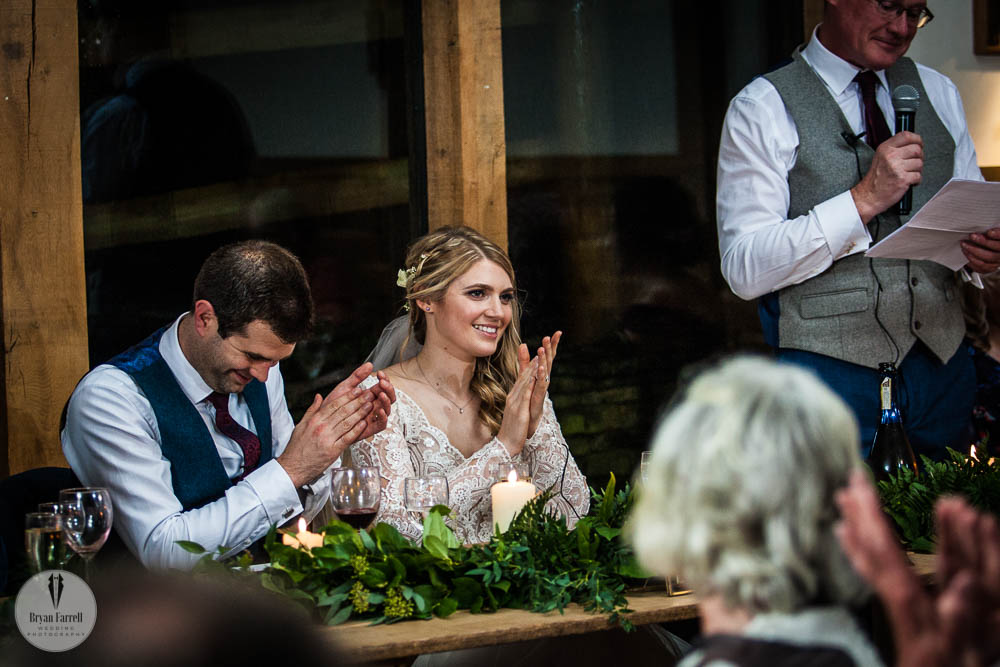 Cripps Barn Winter Wedding 182