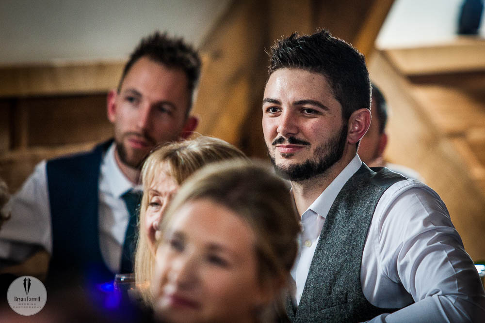 Cripps Barn Winter Wedding 183