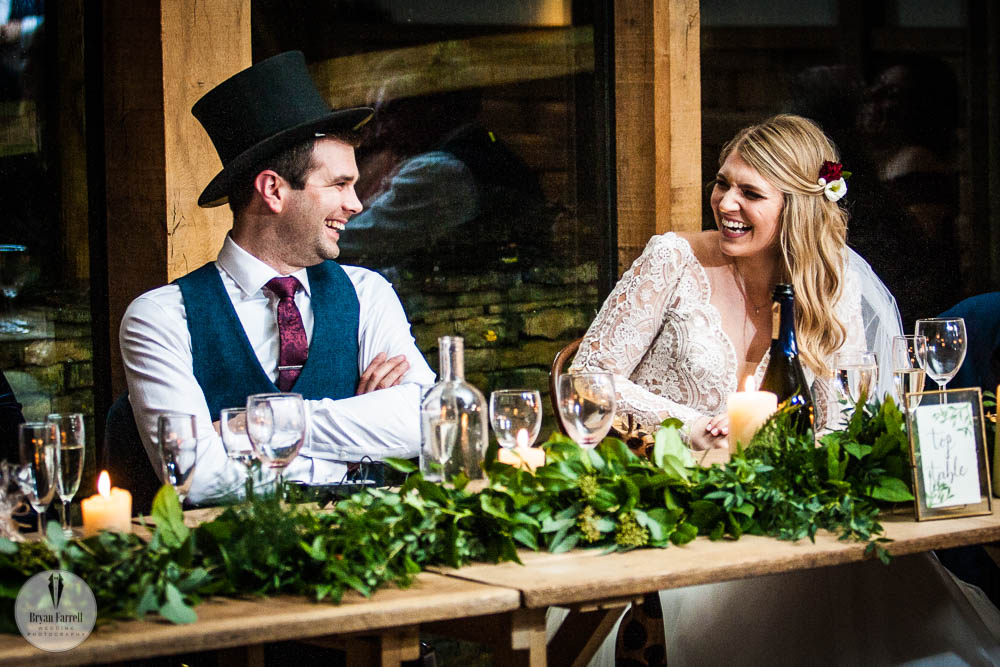 Cripps Barn Winter Wedding 228