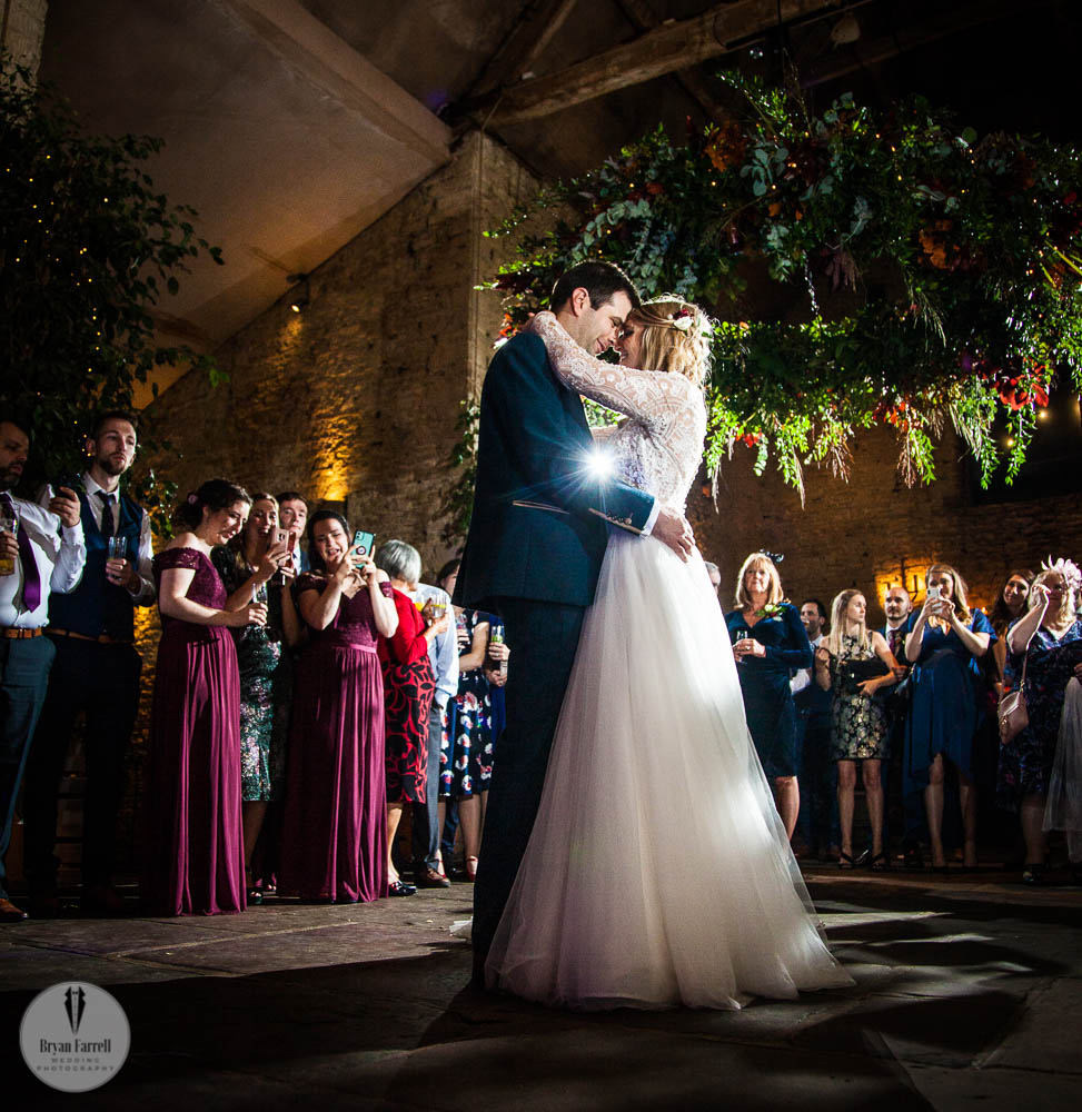 Cripps Barn Winter Wedding 250