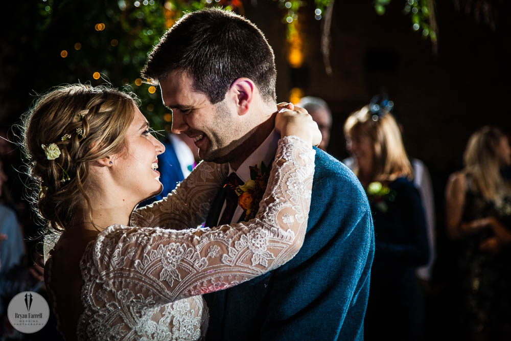 Cripps Barn Winter Wedding 255