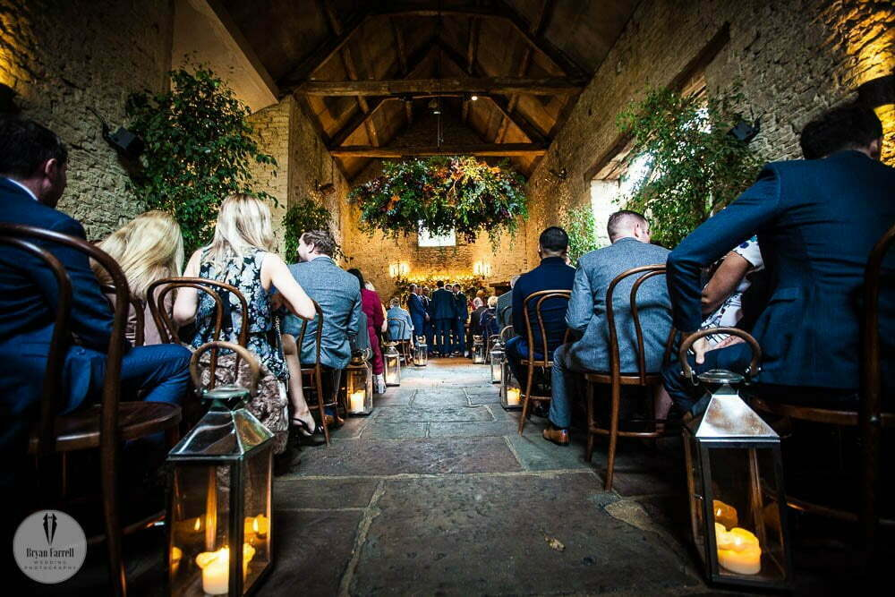 Cripps Barn Winter Wedding 50