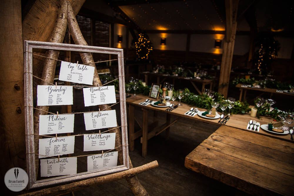 Cripps Barn Winter Wedding 93