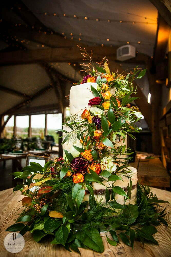 Cripps Barn Winter Wedding 97