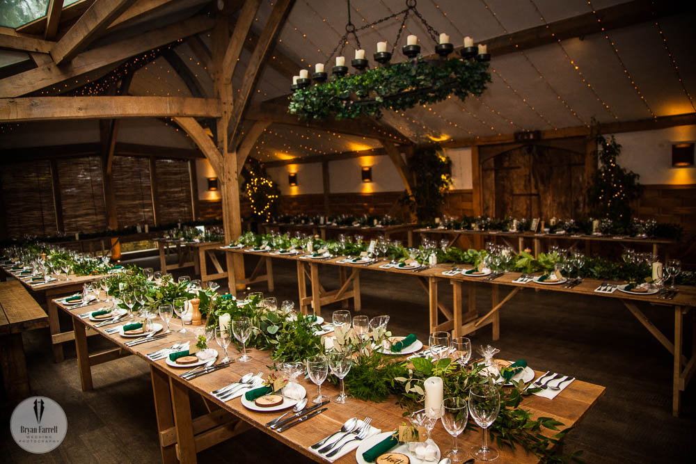 Cripps Barn Winter Wedding 99