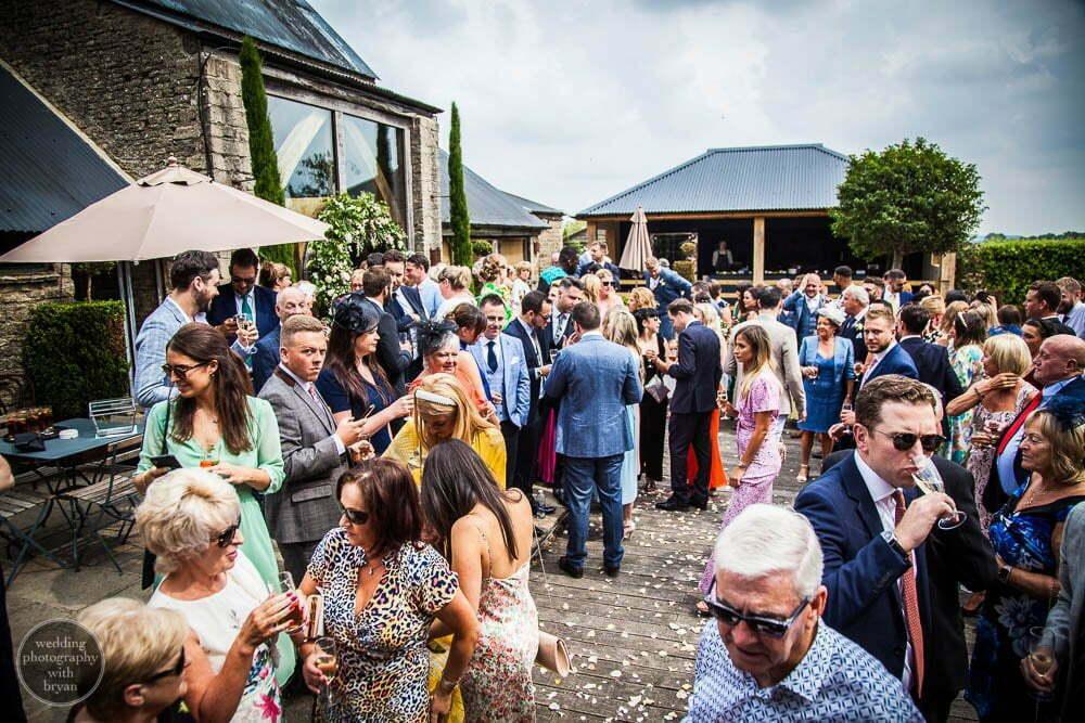 Cripps barn wedding 78 2