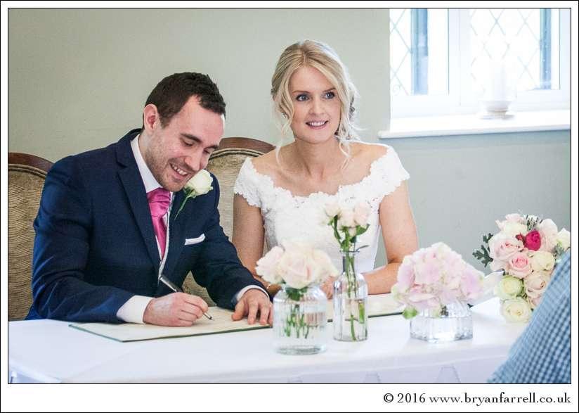 Ellenborough Park Wedding 109 4