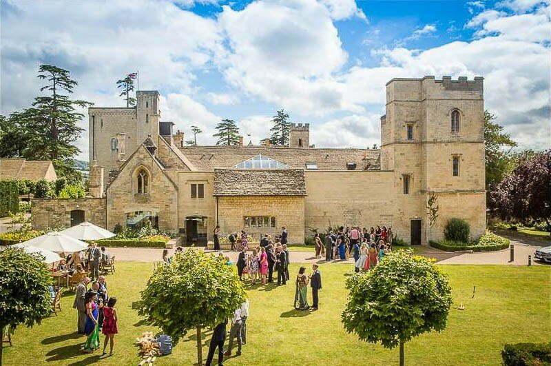 Ellenborough Park Wedding 155 3