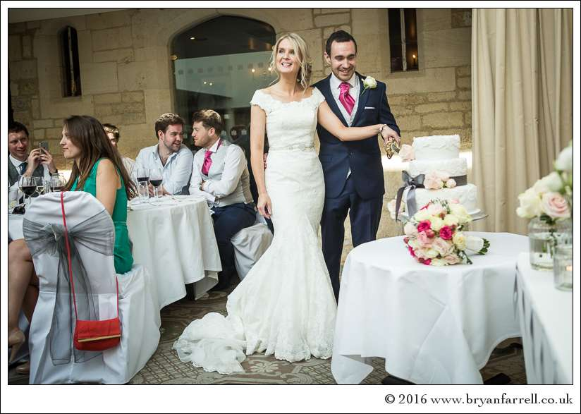 Ellenborough Park Wedding 189 3