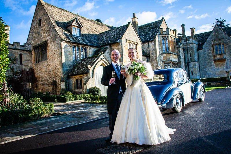Ellenborough Park Wedding 68 1