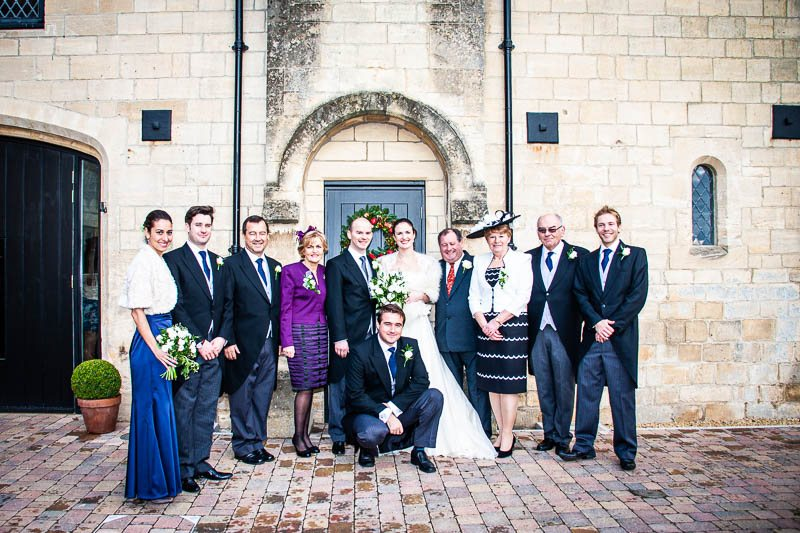 Ellenborough Park Wedding 90