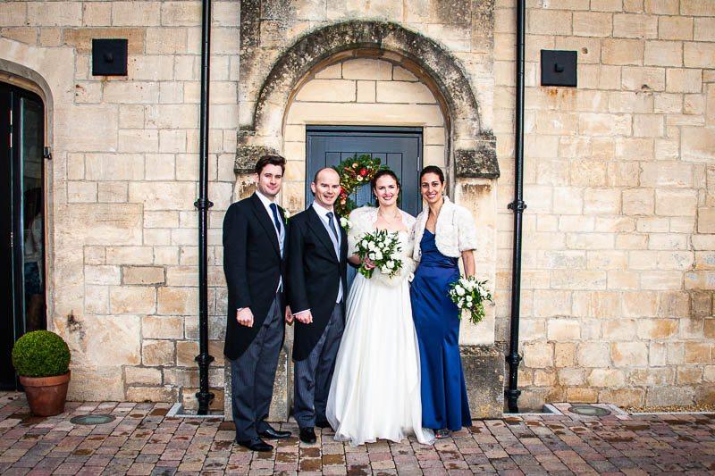 Ellenborough Park Wedding 92