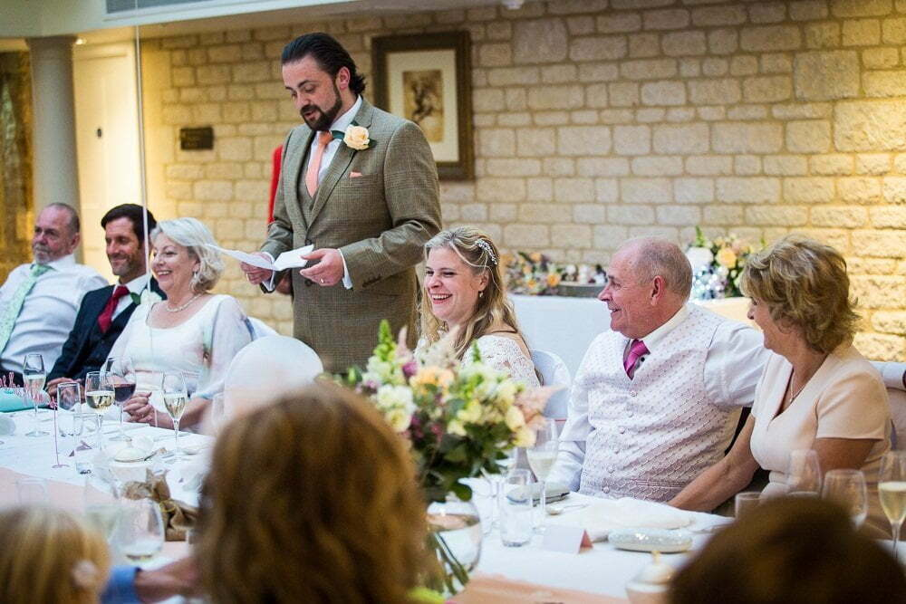 Ellenborough Park Wedding CP 166
