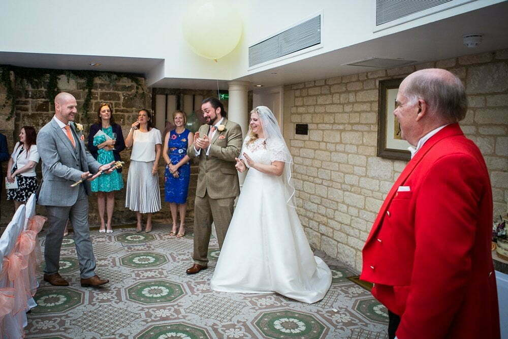 Ellenborough Park Wedding CP 87