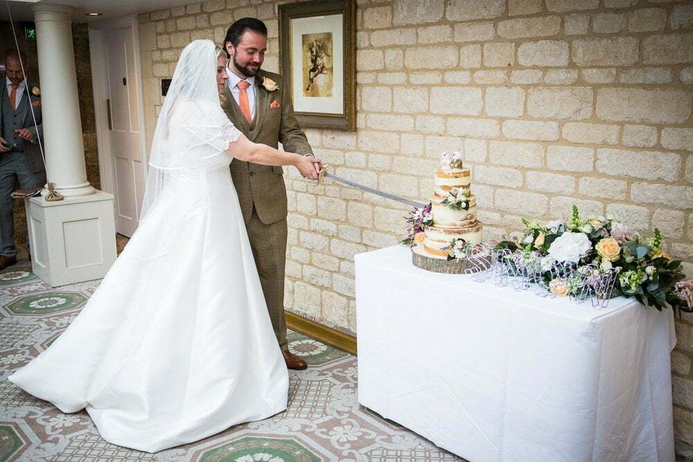 Ellenborough Park Wedding CP 90