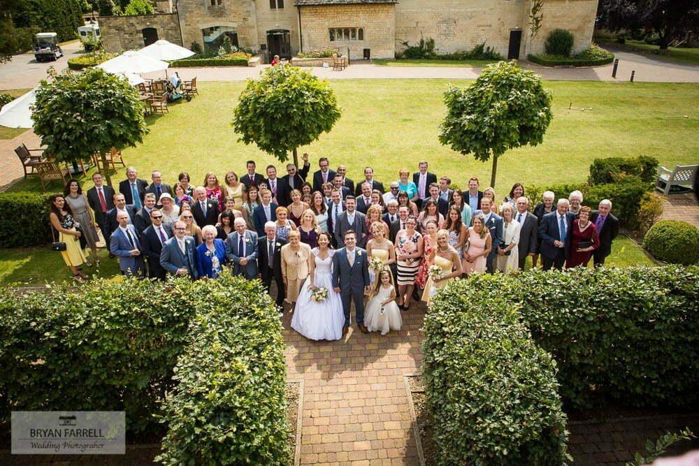 Ellenborough Park wedding 100 1