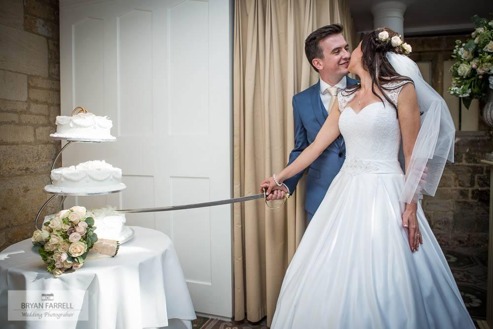 Ellenborough Park wedding 121 1
